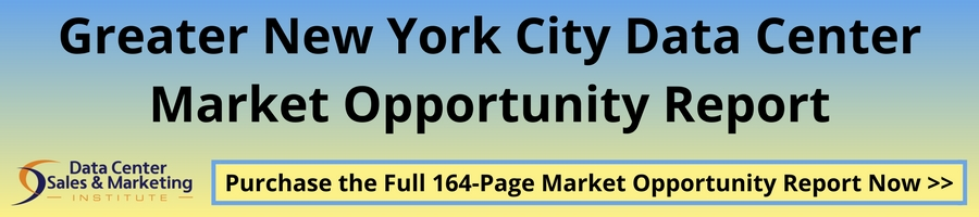 Greater New York City Data Center Market Opportunity Report