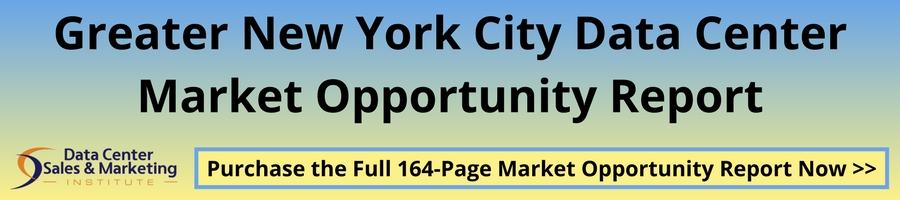 Greater New York City Data Center Market Opportunity Report