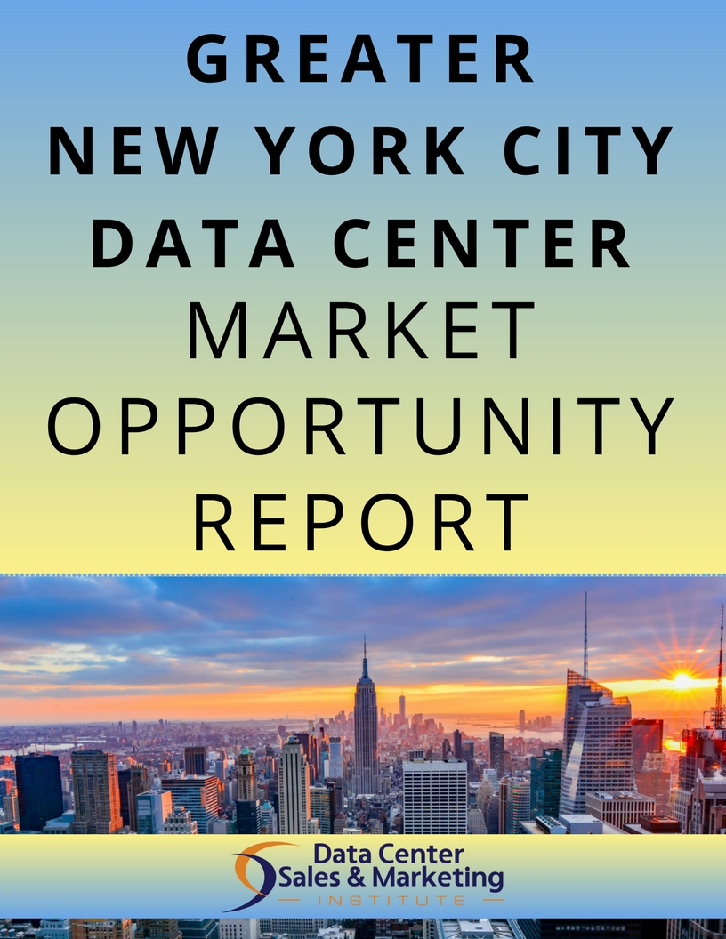 Greater New York Data Center Market Opportunity Report