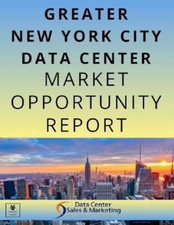 Greater New York Data Center Market Opportunity Report Cover - Enterprise License