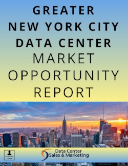 Greater New York Data Center Market Opportunity Report Cover - Single User License