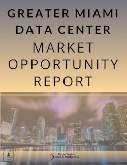 Greater Miami Data Center Market Opportunity Report - Book Cover - Single User License