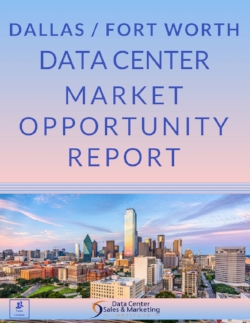 Dallas / Fort Worth Data Center Market Opportunity Report - Team License
