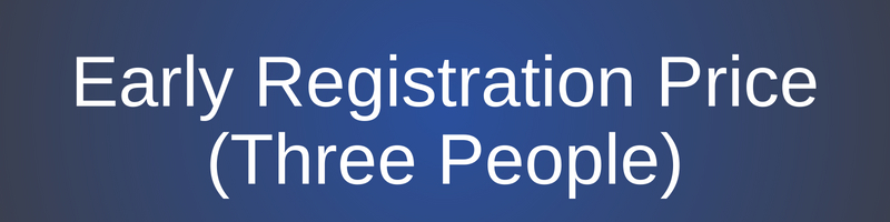 Single User LicenseMarket Opportunity Report plus Workshop Registration for Three People ($2,900) - Available for Sales and Marketing Professionals at Colocation / Wholesale Data Centers and those that Sell to Colocation / Wholesale Data Centers and End Users (Excluding Agencies and Brokers)