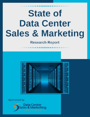 State of Data Center Sales & Marketing Research Report
