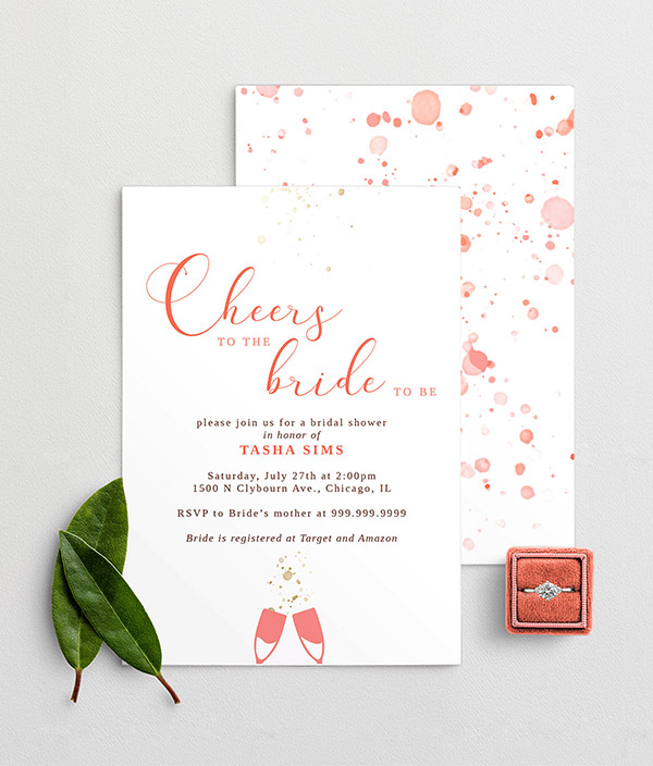 Bridal Shower & Engagement Party -