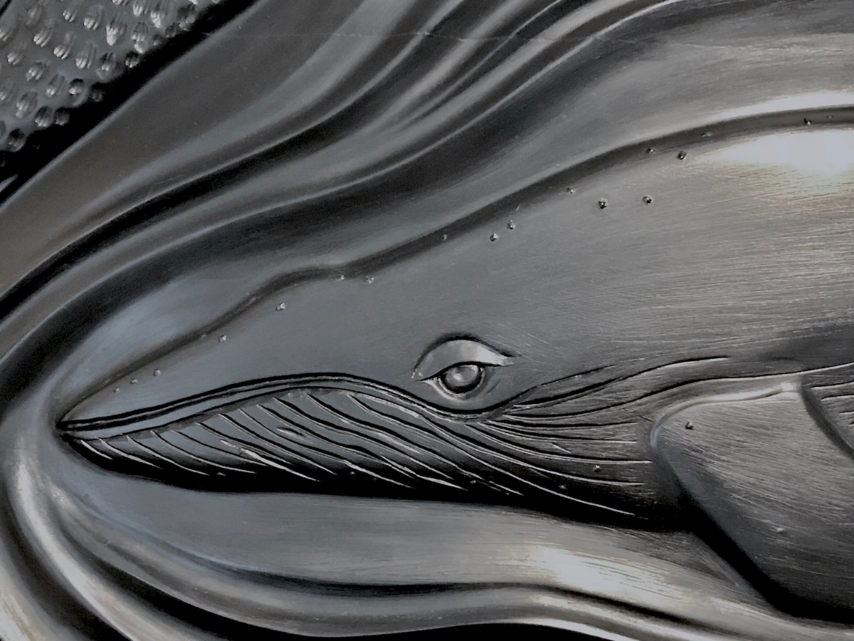 Detail of Whale
