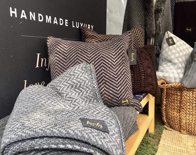 Burly Knits HANDMADE LUXURY come and visit burly on our last day at the Cabbagetown Arts festival in Riverdale farm park. . . #burlyknits #handmade #handmadeluxury #handknit #merinowool #blankets #wool #luxurylifestyle #consciouscreator #localartist #torontodesigner #cabbagetownfestival #cabbagetownartandcrafts #cabbagetown
