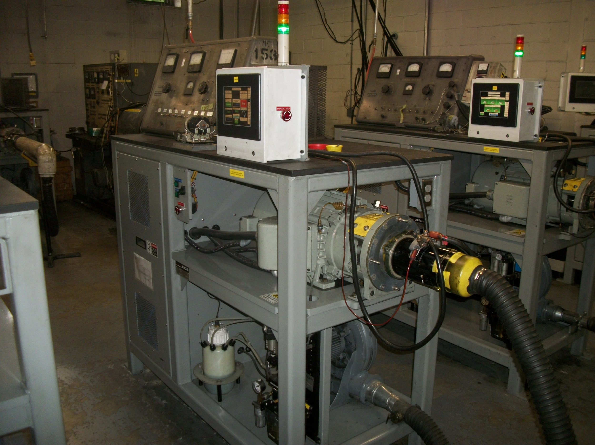 Generator Test Stand
