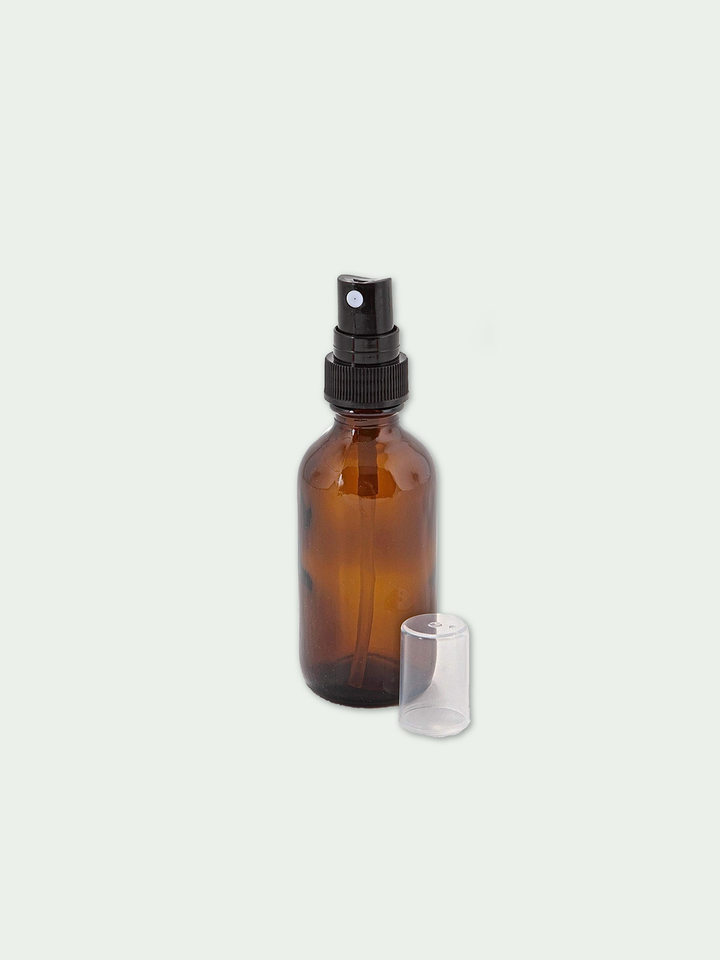 2 oz Fine Mist Sprayers (12 Pack) - This 2 oz glass spray bottle is perfect for homemade sprays. I make mine with distilled water and essential oils (I'll be writing a blog post on this soon). I use mine for homemade mosquito repellent, toners, pillow & linen spray and bathroom spray (think POO-pourri). I made essential oil mosquito repellent for a medical mission trip in the Philippines and carried my spray bottle in my little travel backpack. My friends and I didn't get any mosquito bites!Get this set of 12 spray bottles and make homemade gifts for friends and family. They will thank you for it!
