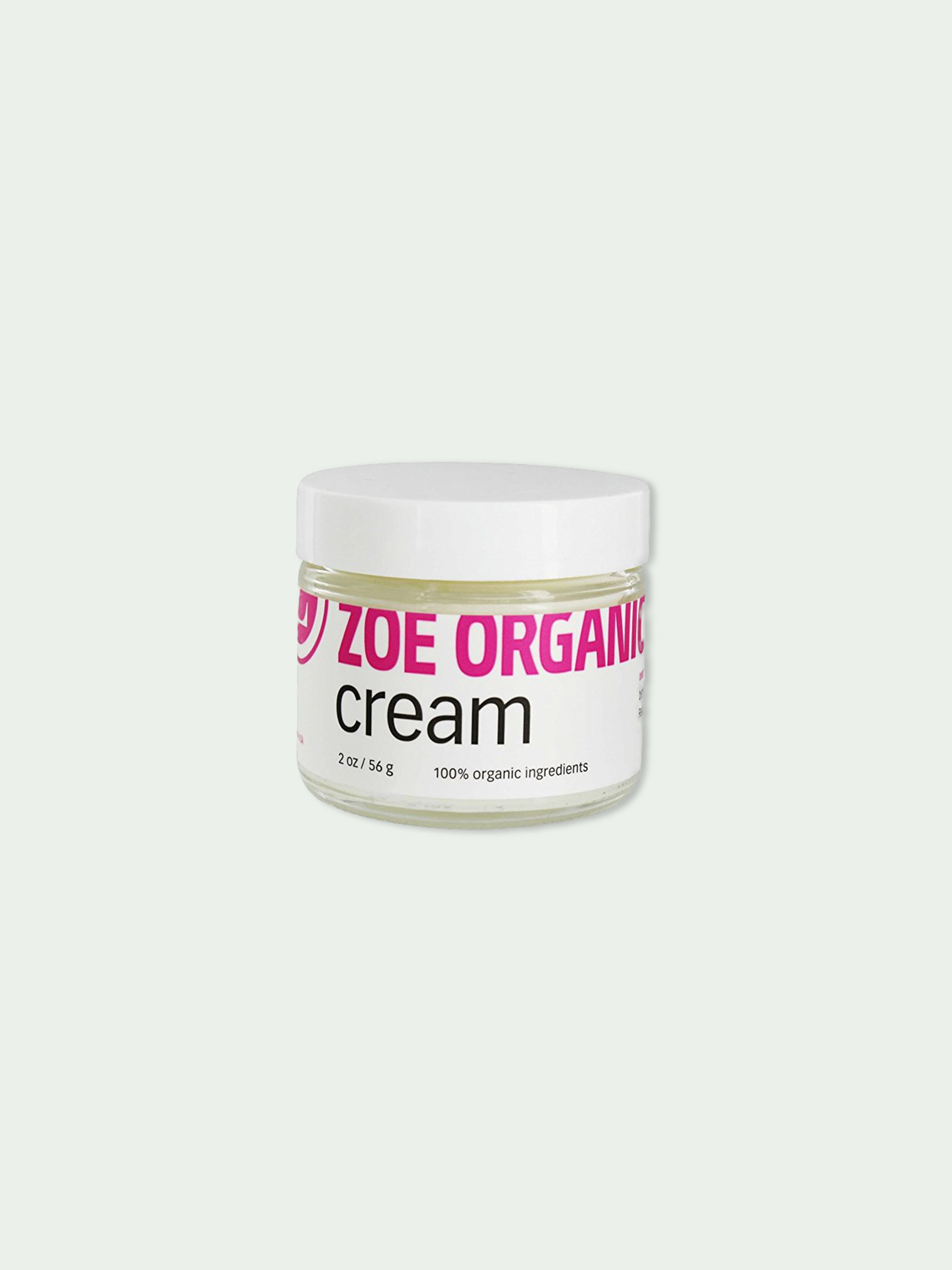 Zoe Organics Cream - This ultra-rich organic cream is intensely nourishing and moisturizing. It is fragrance-free and perfect for sensitive skin. Unlike lotion, it contains no water, fillers or chemical preservatives. A little goes a long way! My 2 oz jar lasts about ten months. I've been using this cream for over two years and don't know what I would do without it. It's the only cream I've found that helps my eczema spots from drying out and itching both in the cold winters and dry summers.Got dry, sensitive or itchy skin? Try this Zoe Organics Cream! Your skin will thank you.