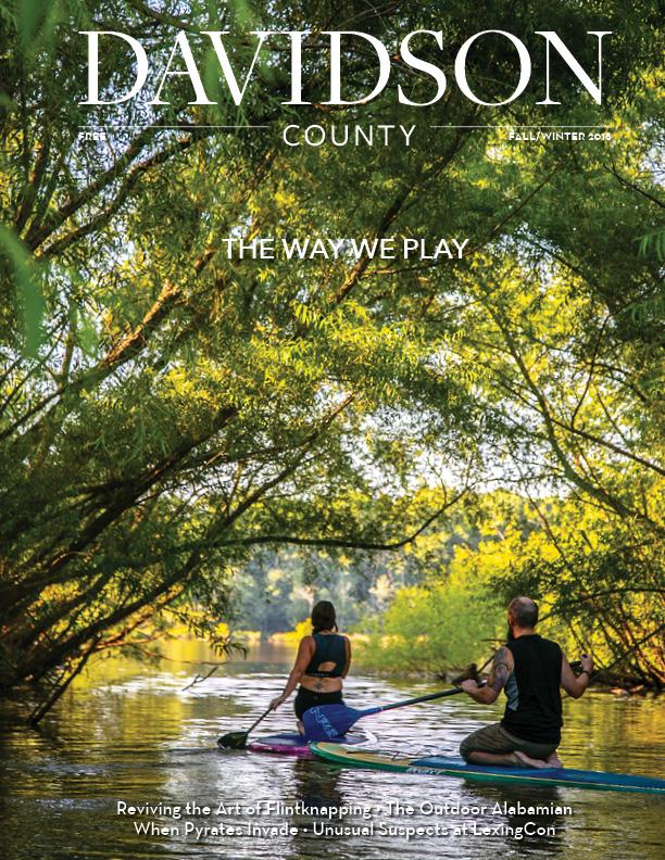Davidson County Magazine Fall 2018