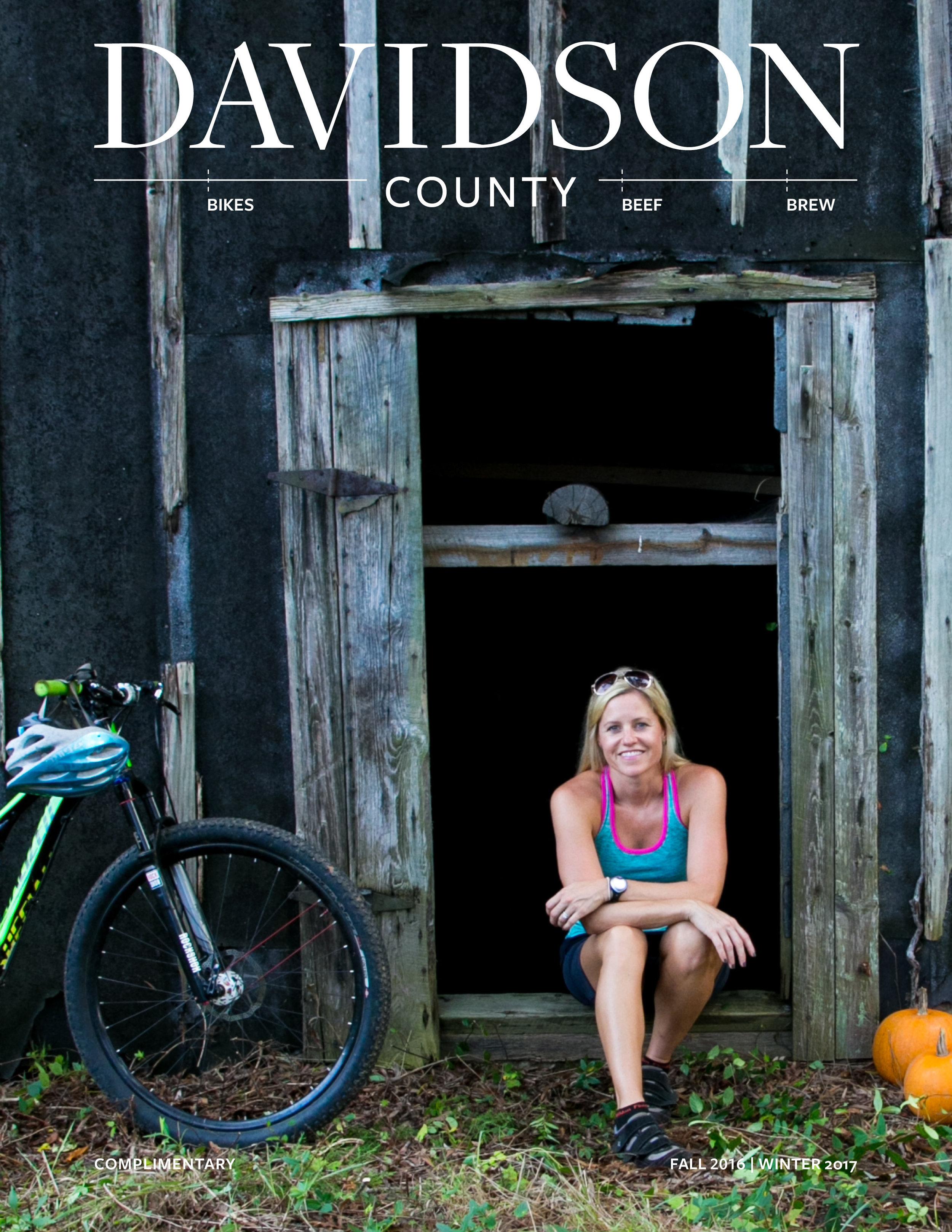 Davidson County Magazine Fall 2016
