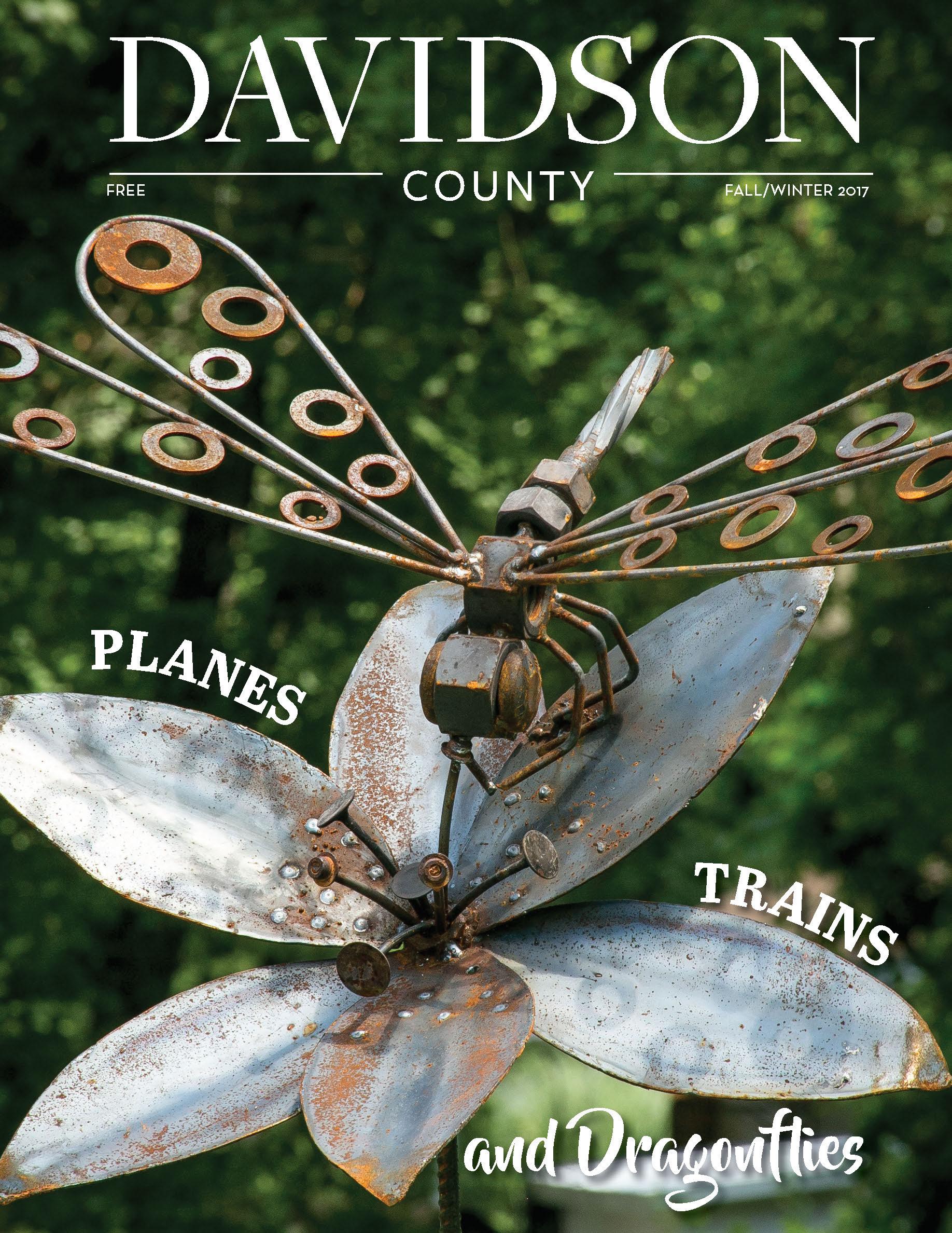 Davidson County Magazine Fall 2017