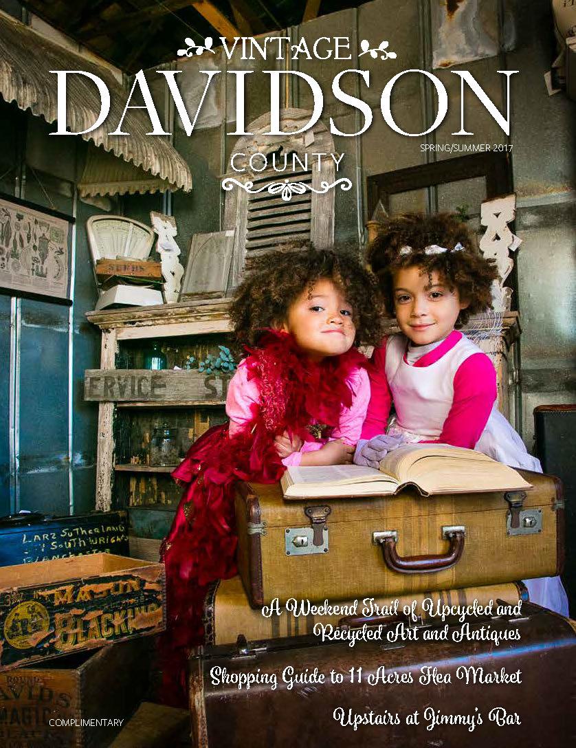 Davidson County Magazine Spring 2017