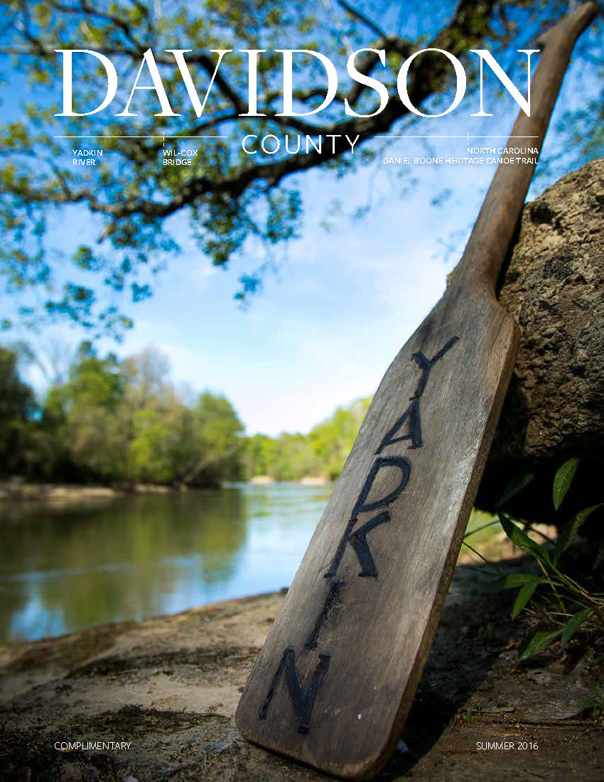 Davidson County Magazine Spring 2016