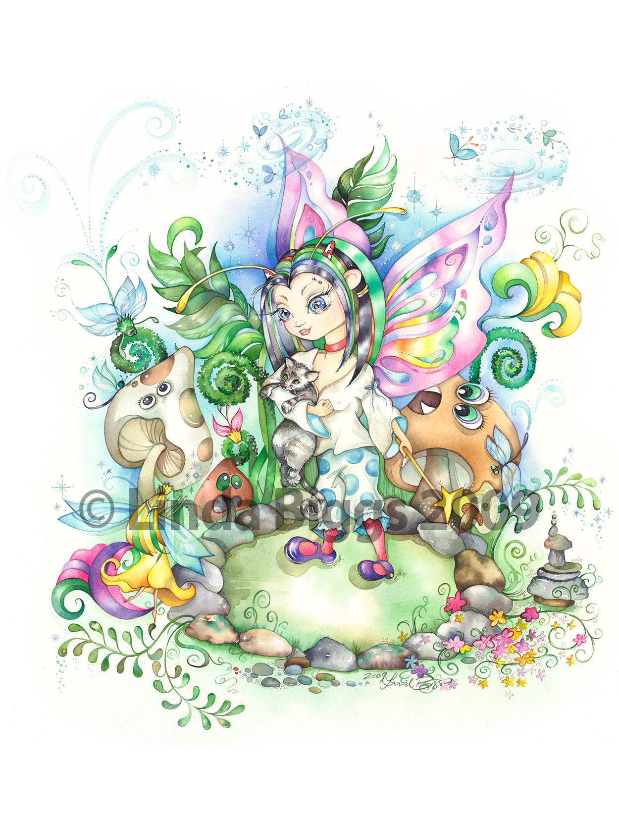 Tiny in Fairyland