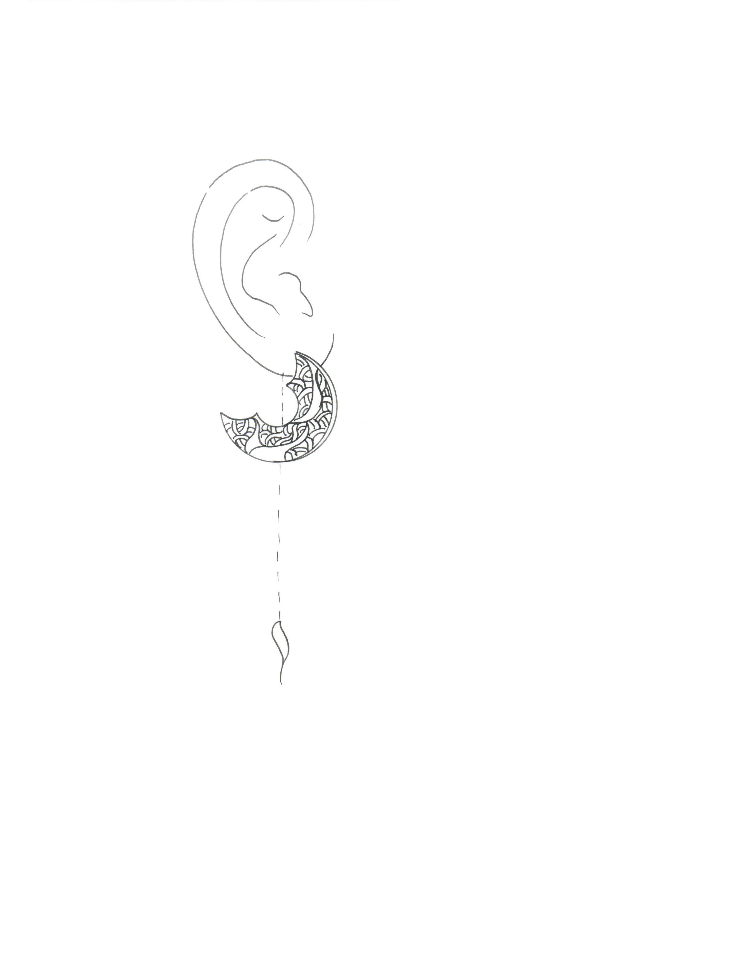Swanson_Sarah_Eudemonia Earring