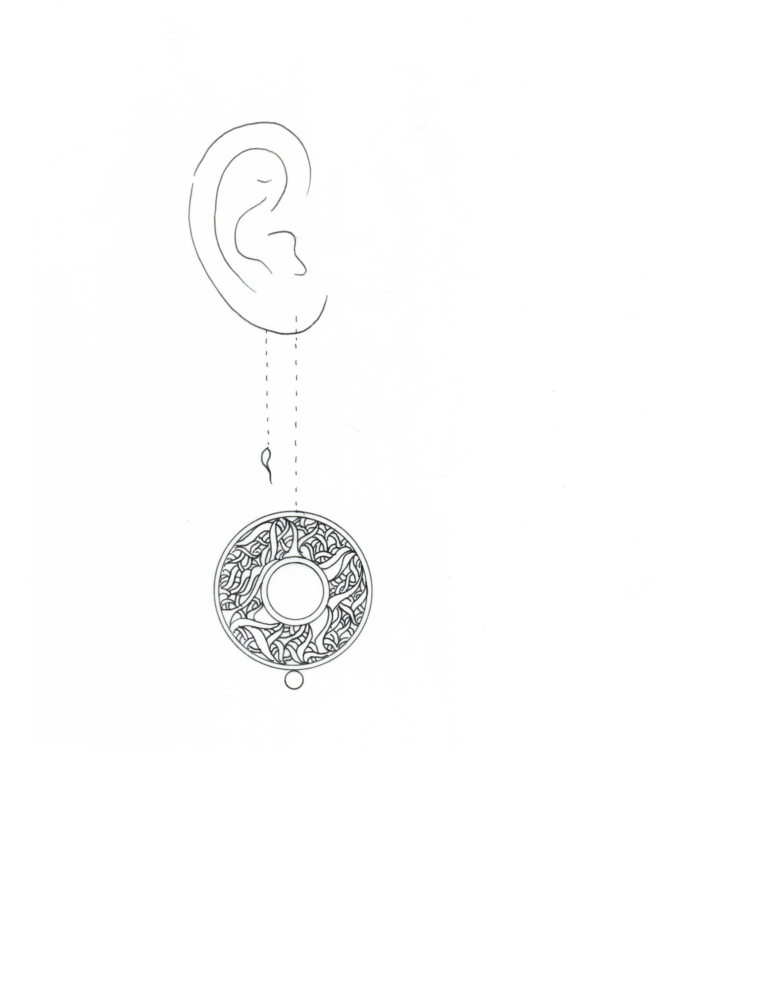 Swanson_Sarah_ Eudemonia Earring