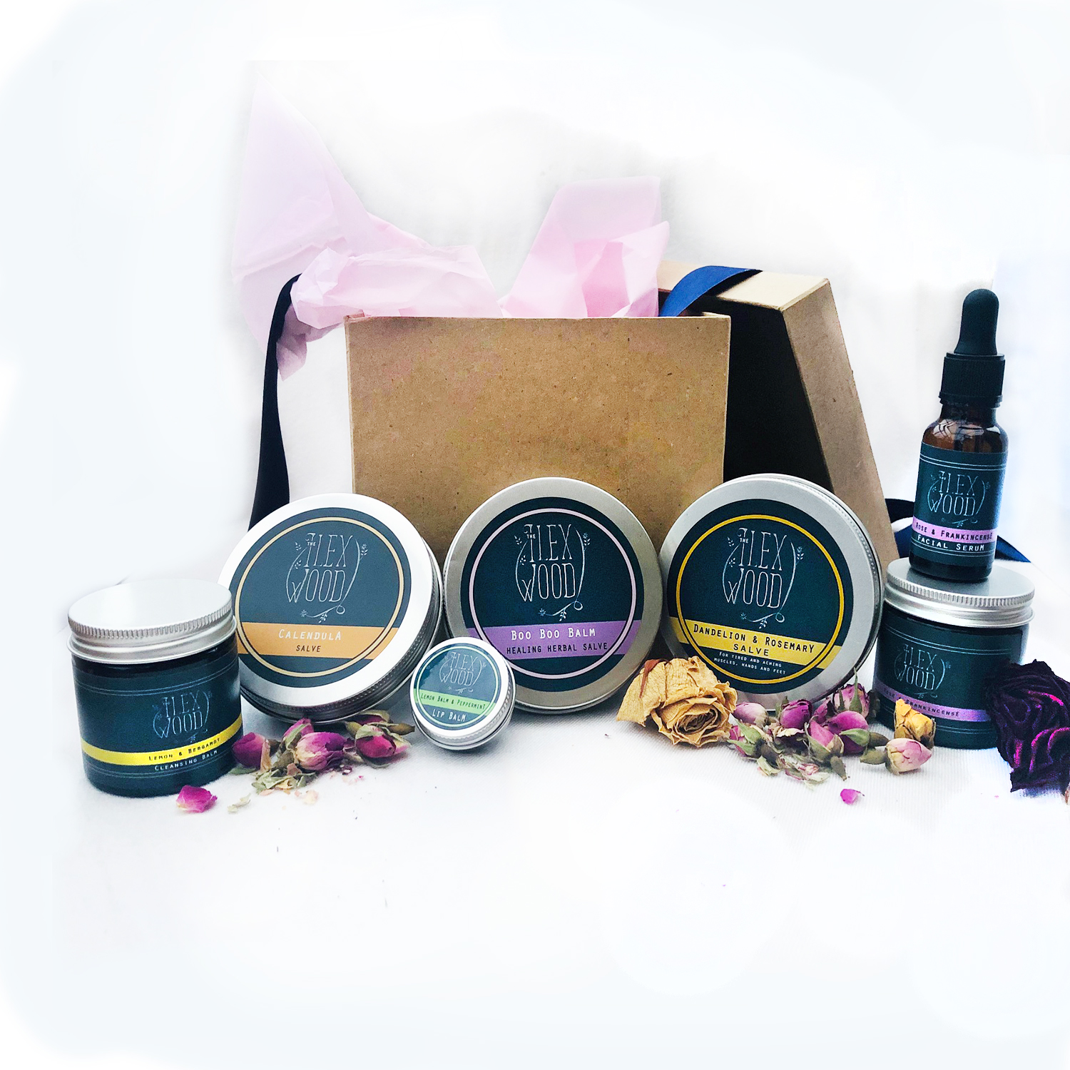 Our range of natural beauty products