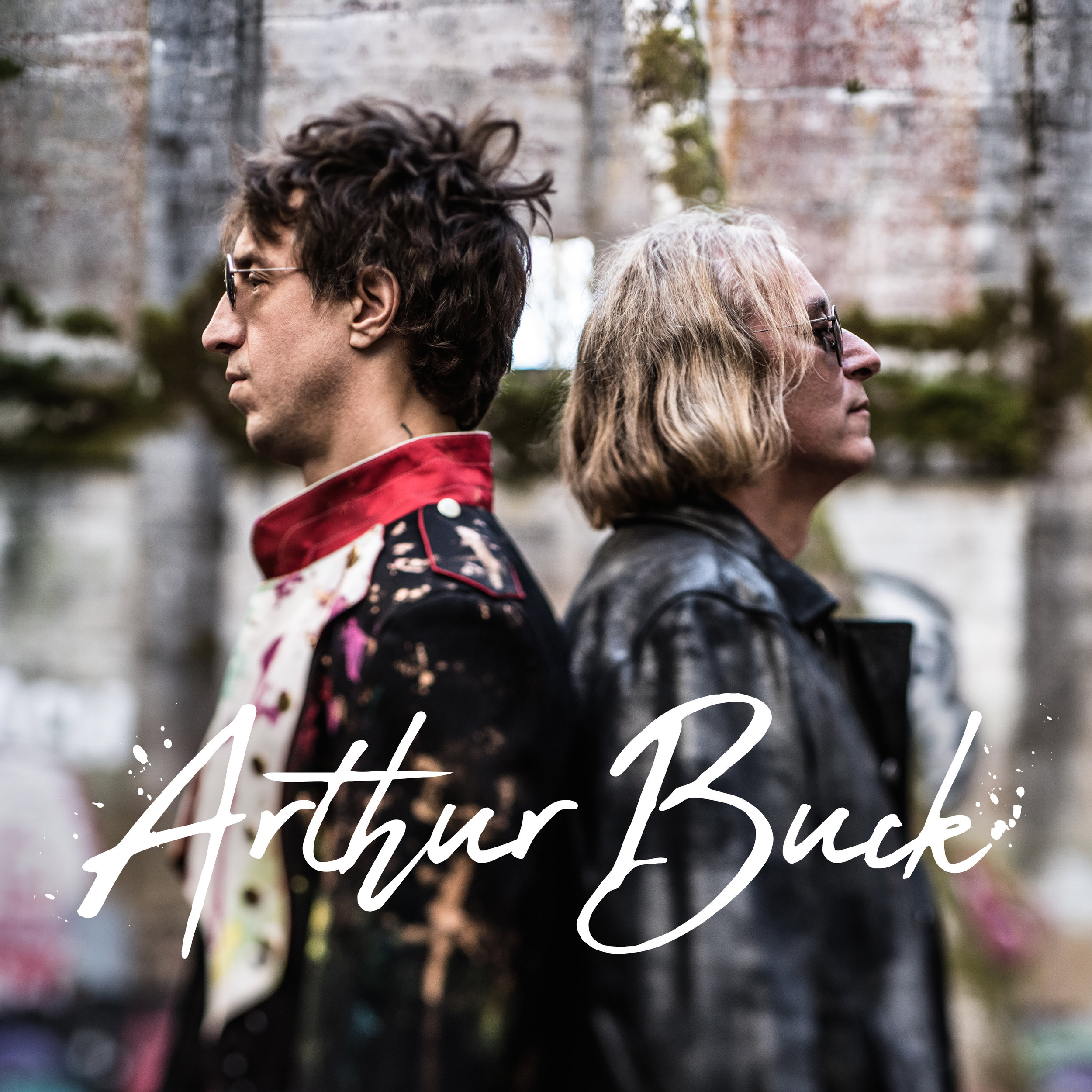 Arthur Buck Album Cover