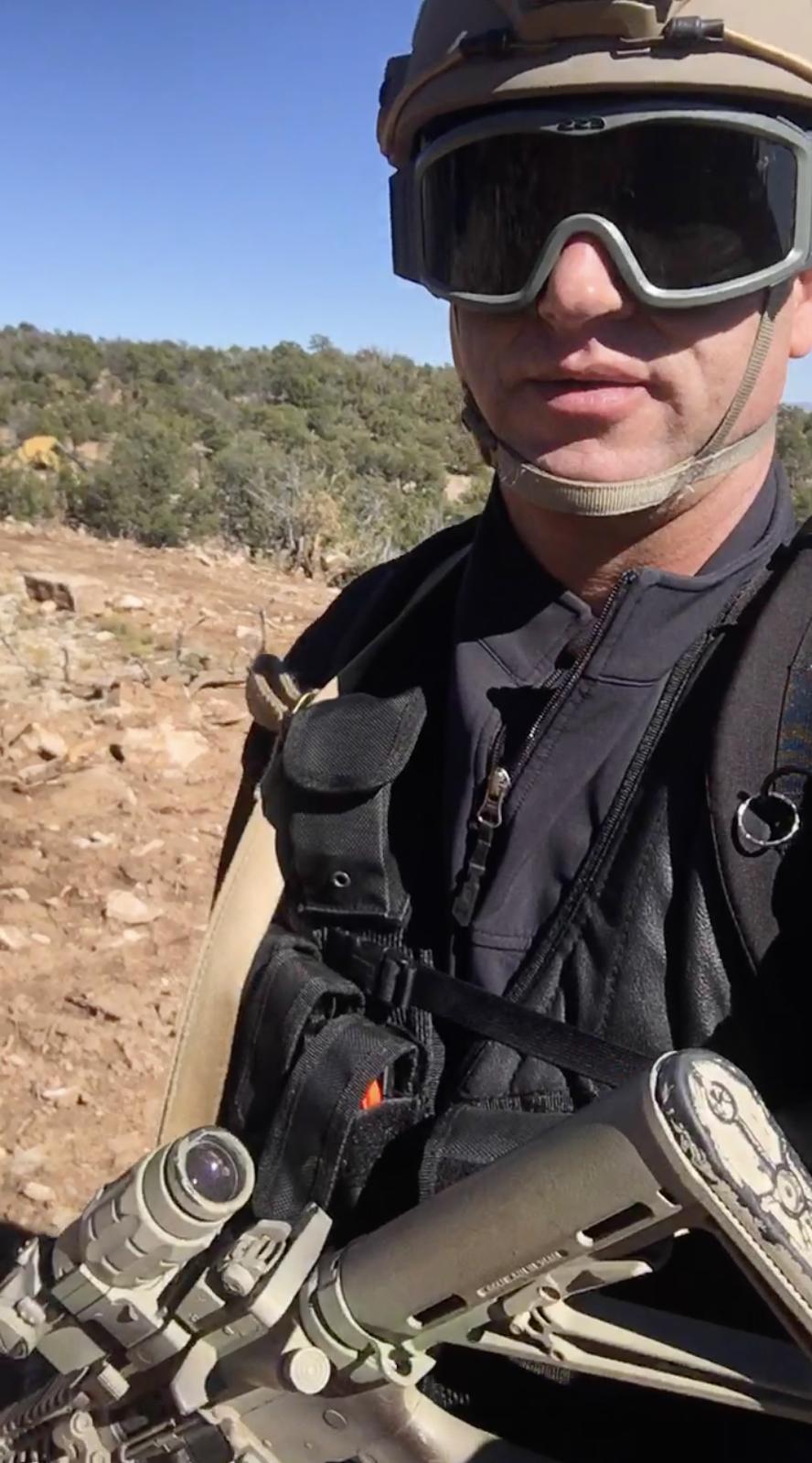 Contract Gear Selfie