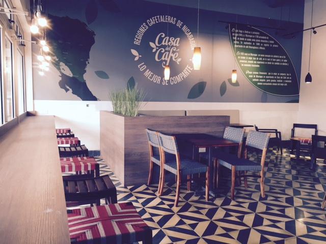 CASA DEL CAFE -