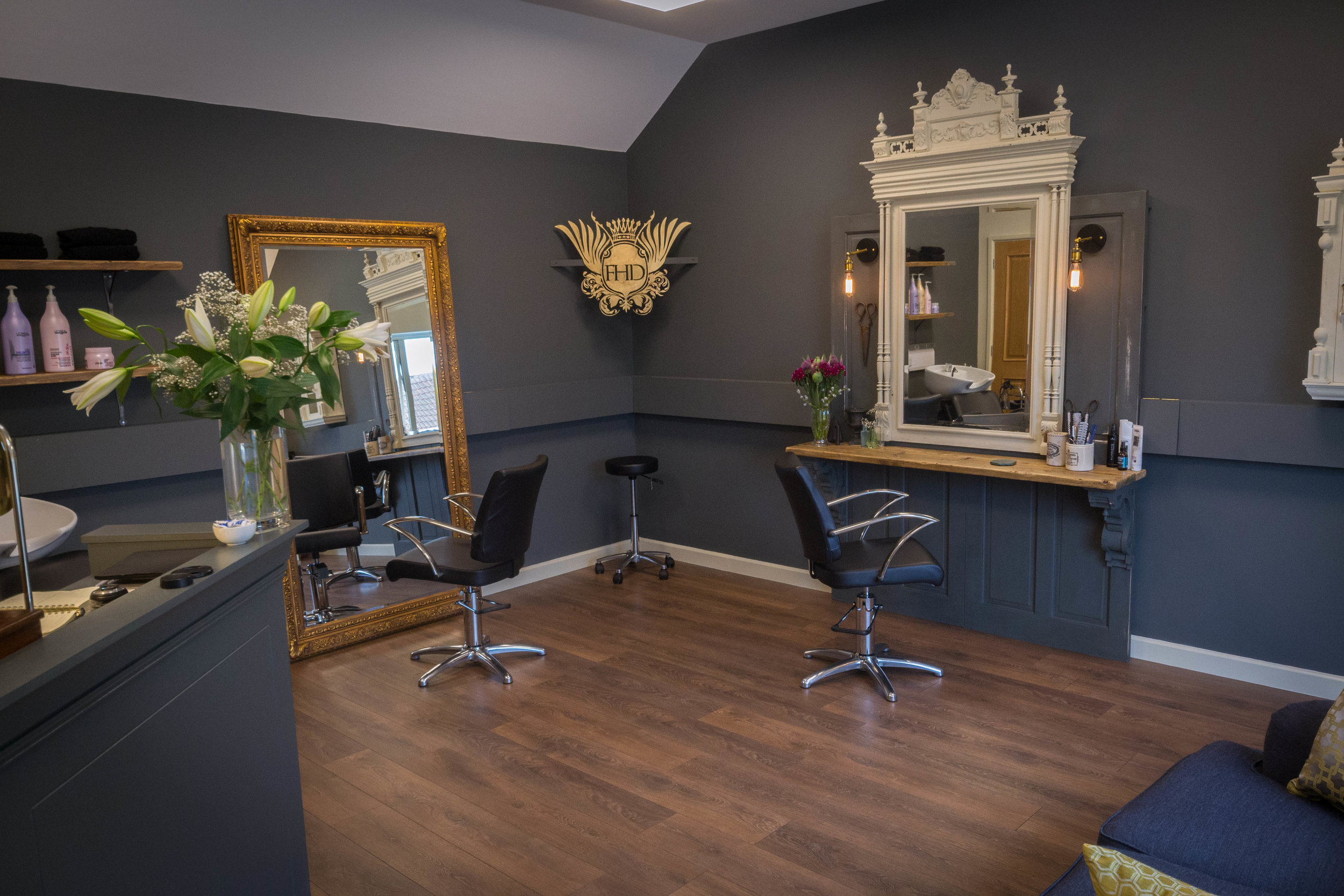 The Secret Salon Stroud