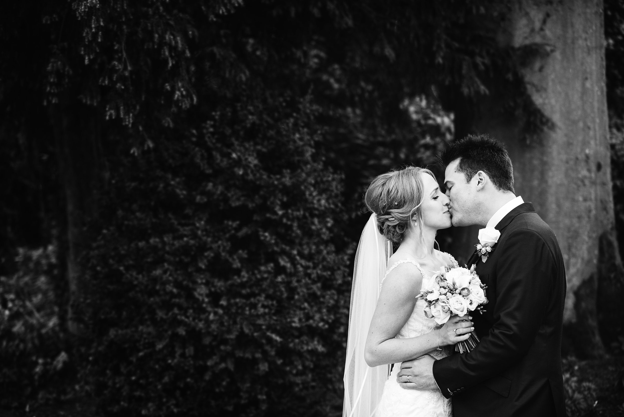 The Slaughters Manor House Wedding
