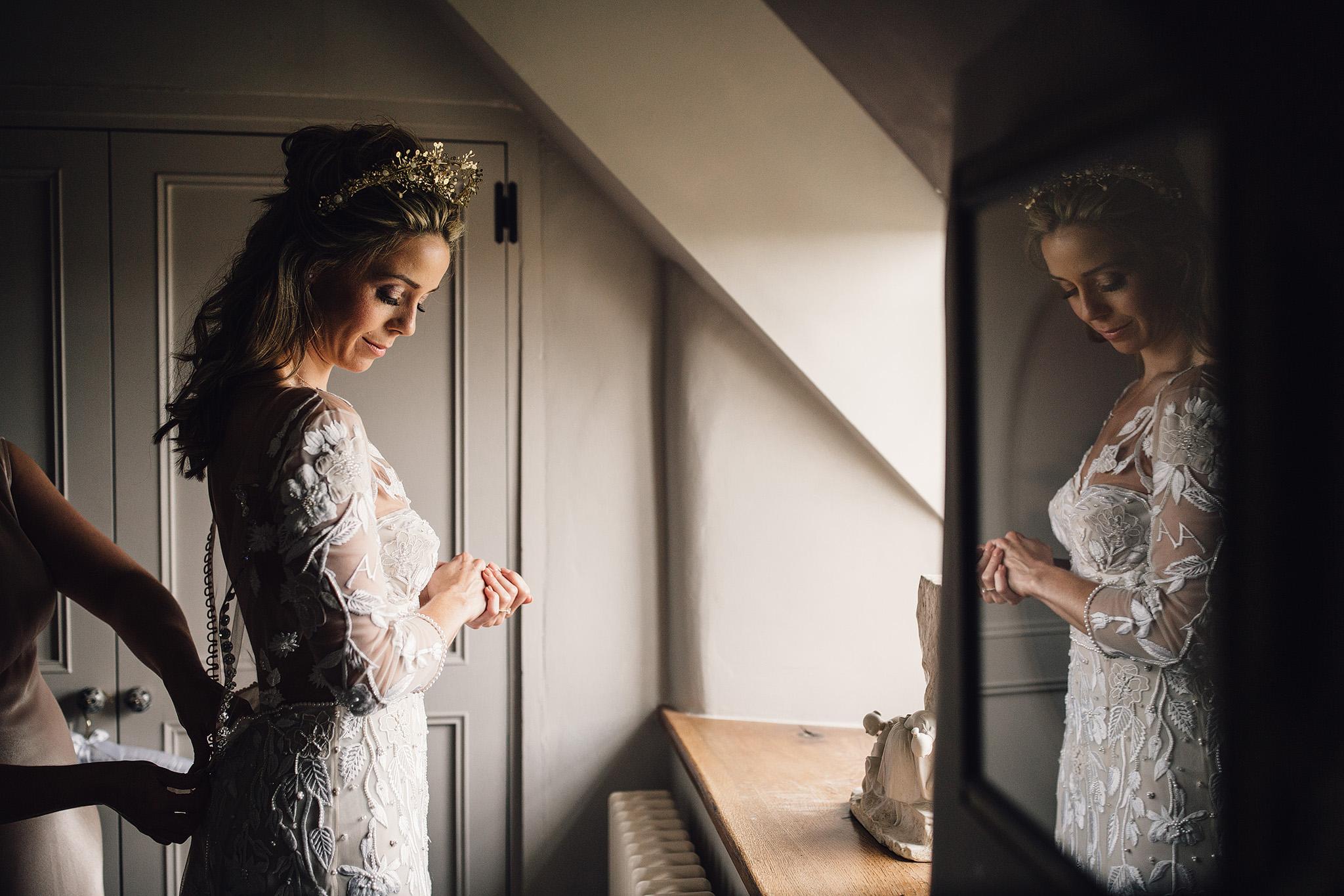 Gloucestershire Wedding Bridal Hairdresser