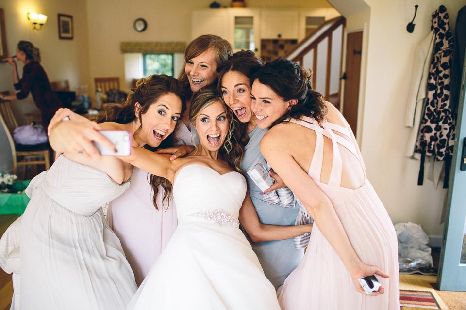 Wedding Girl gang