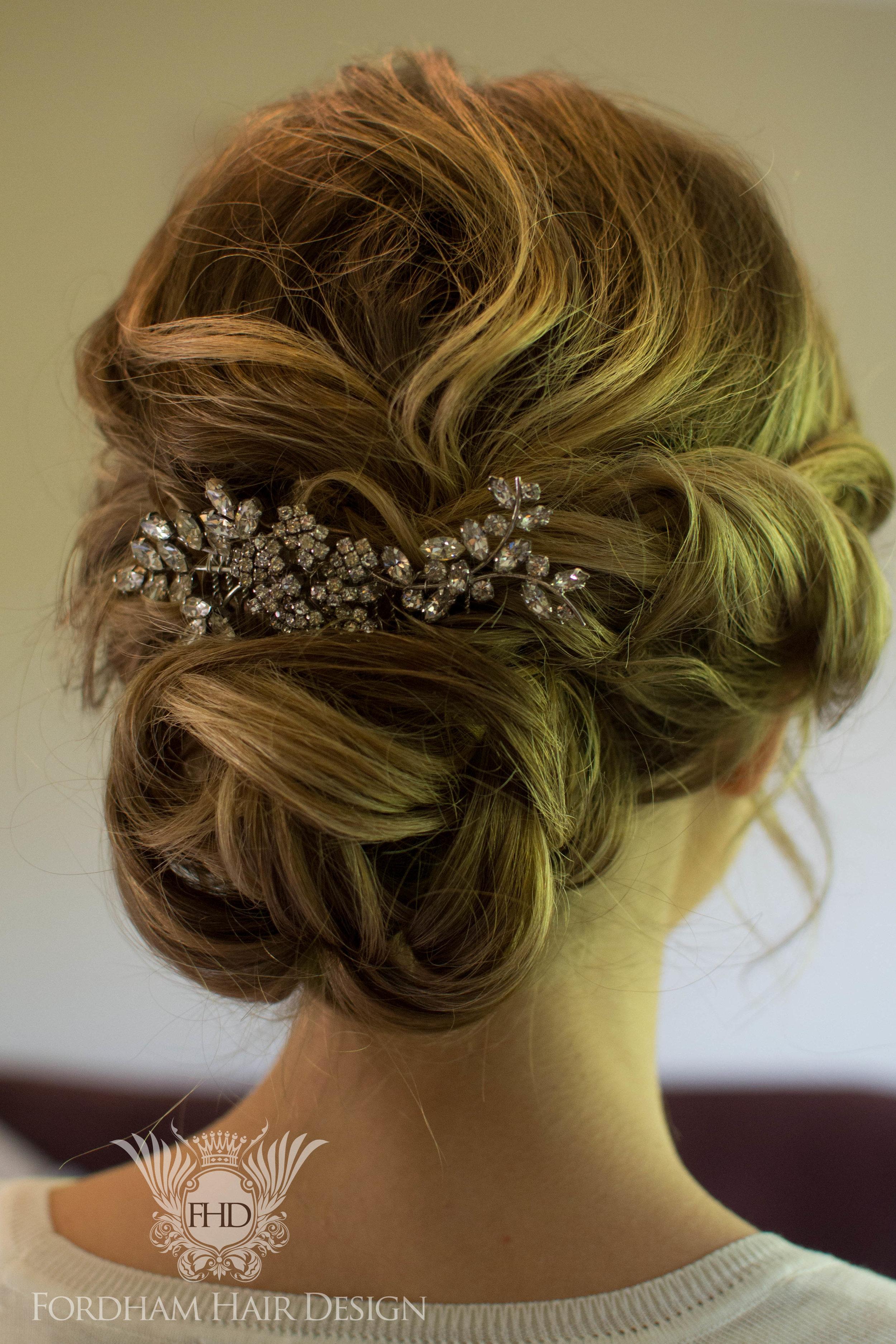 Wedding Hairdresser and make up