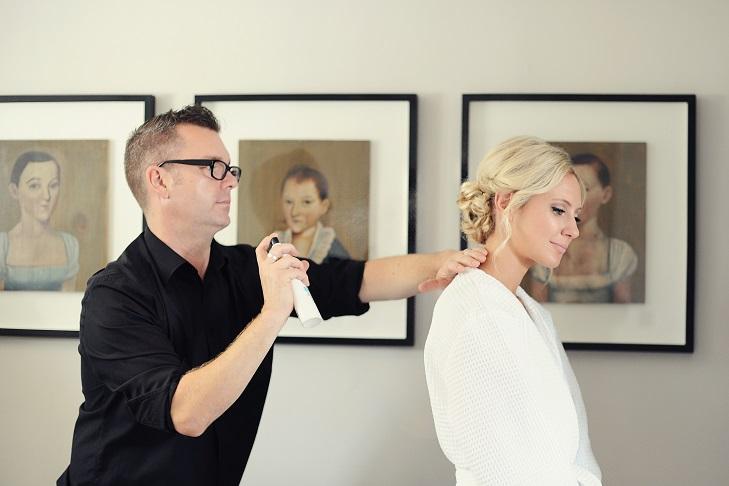 Mobile Wedding Hairdresser Cotswolds
