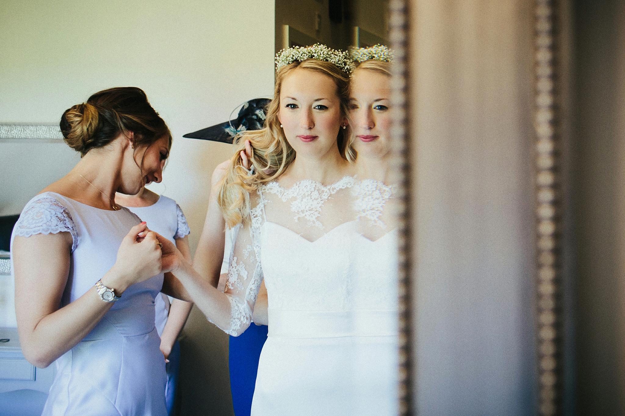 Kingscote Bride