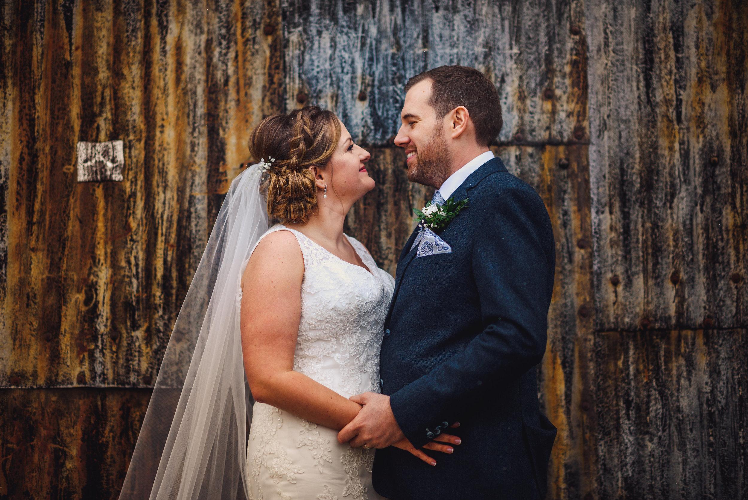 Wedding Photographer Dan Morris