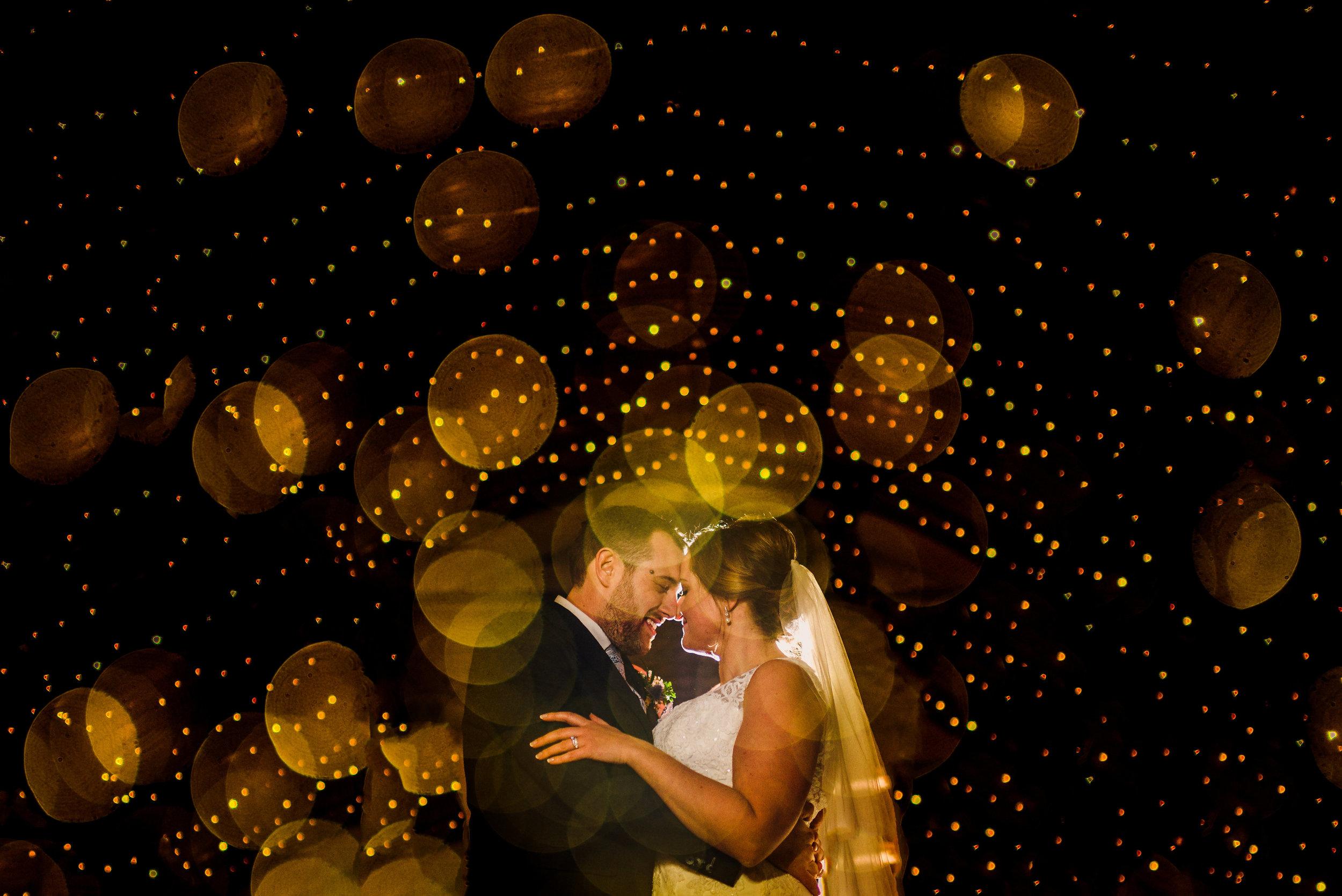 Wedding photo cripps barn