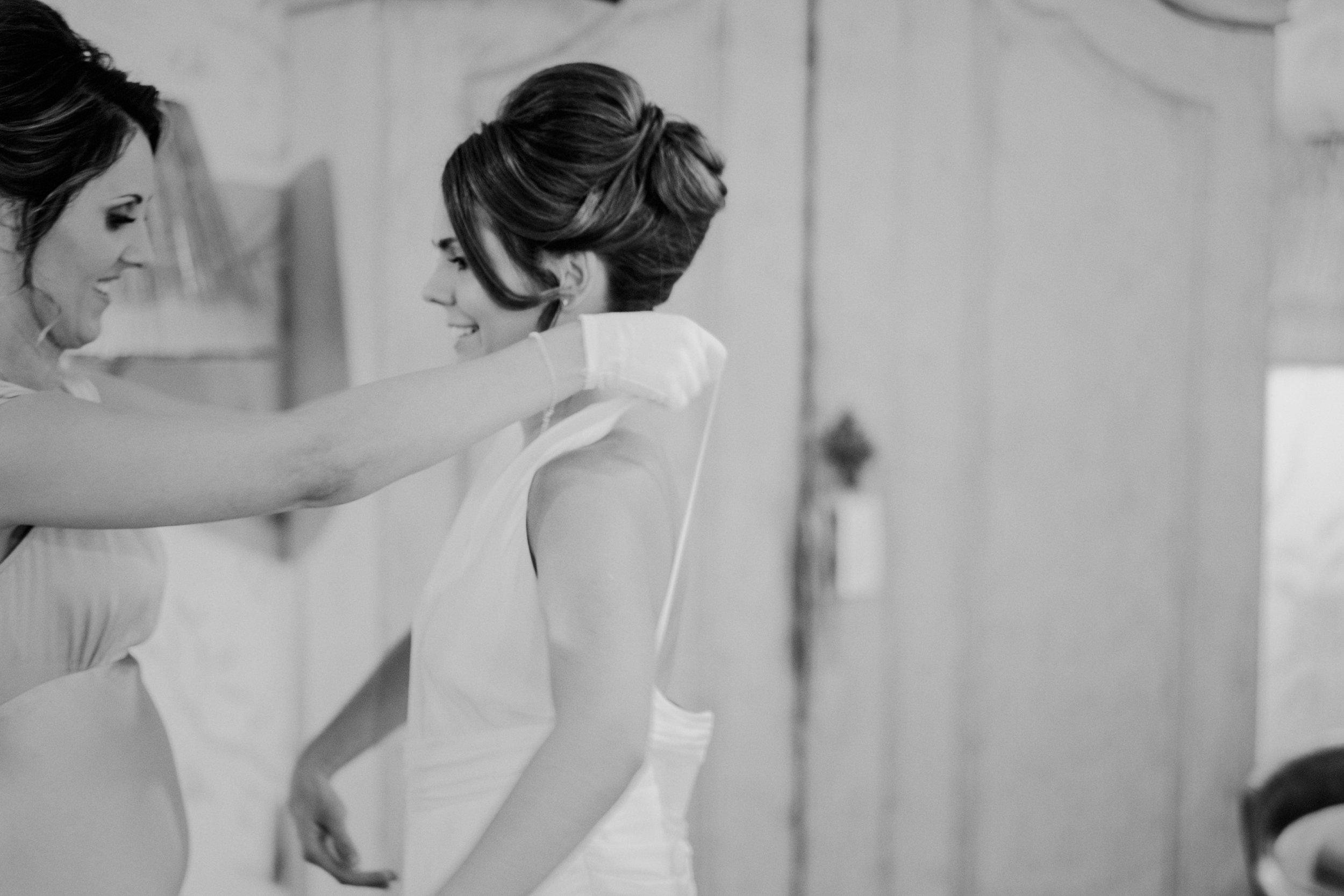 Wedding Hairdresser tetbury
