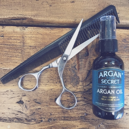 Argan Oil Gloucester Wedding Hair stylist