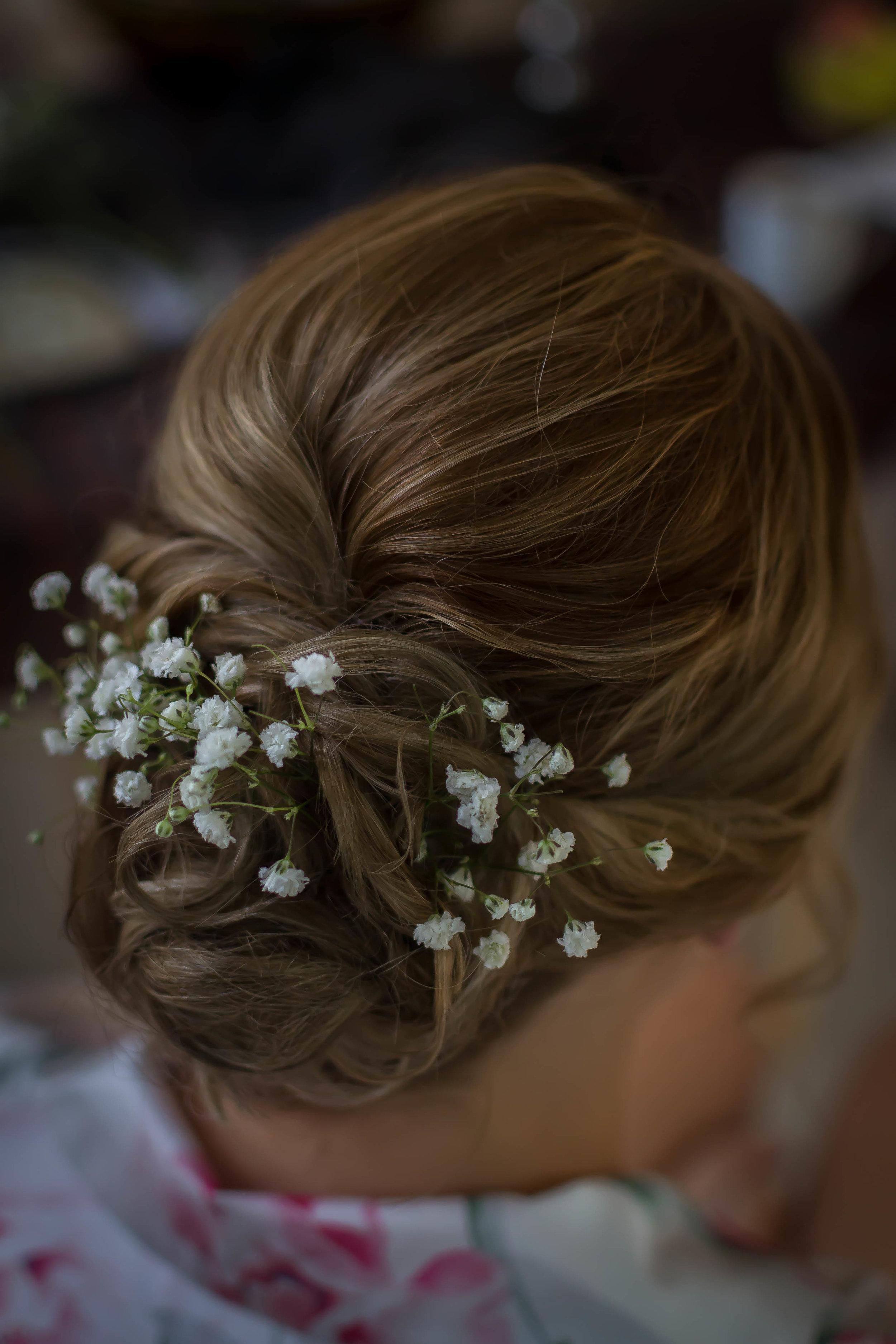 Elmore Court Wedding Hair & Make Up