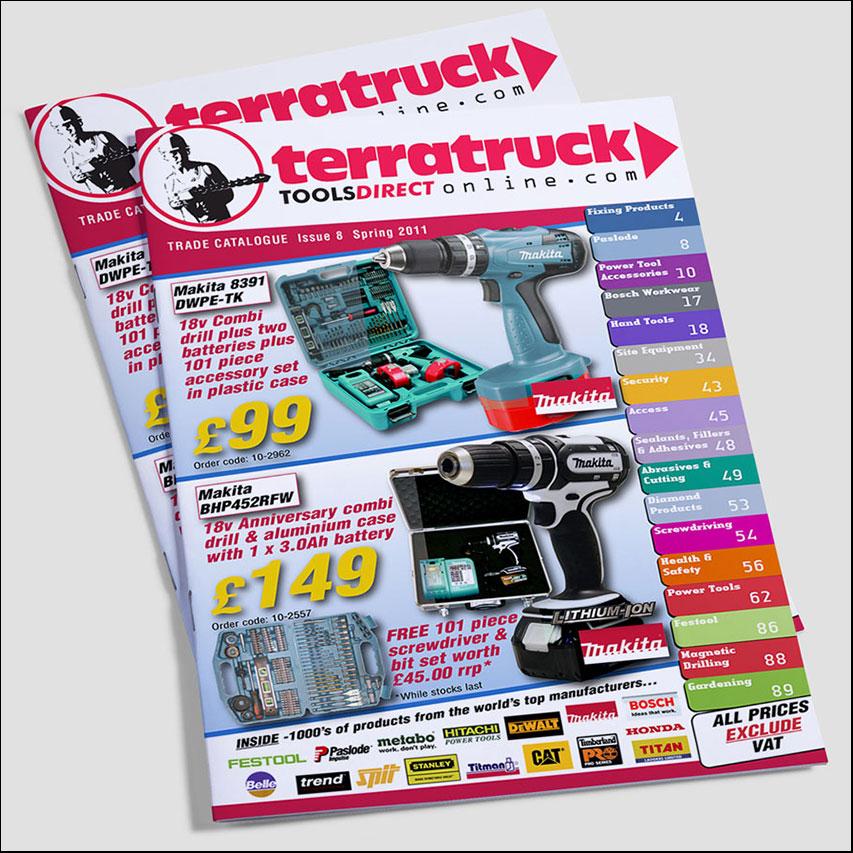 Terratruck Tools Direct Catalogue