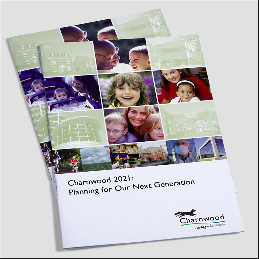 Charnwood Borough Council Next Generation 2021