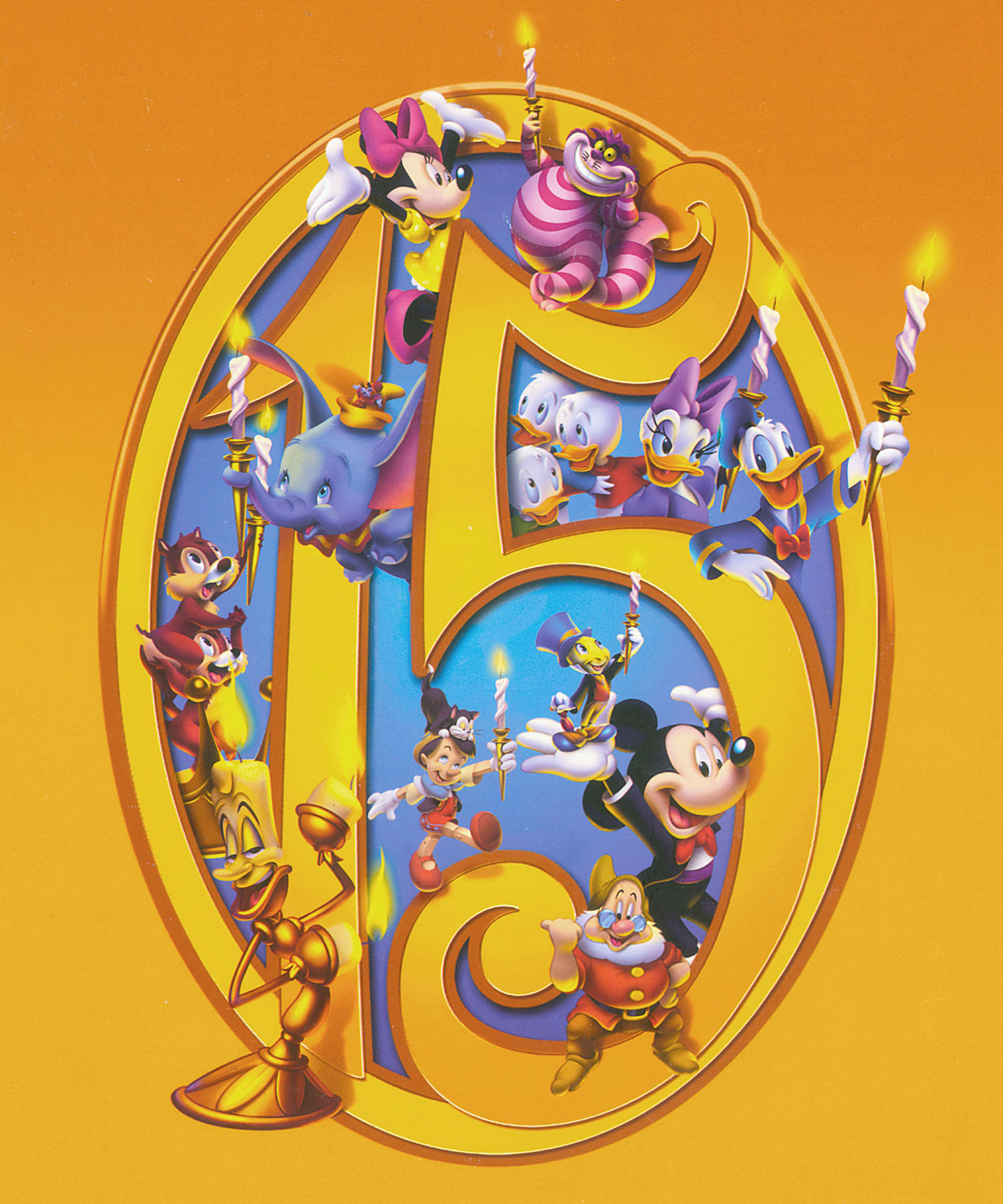 EURO-DISNEY 15TH YEAR CATALOG - CLICK HERE >