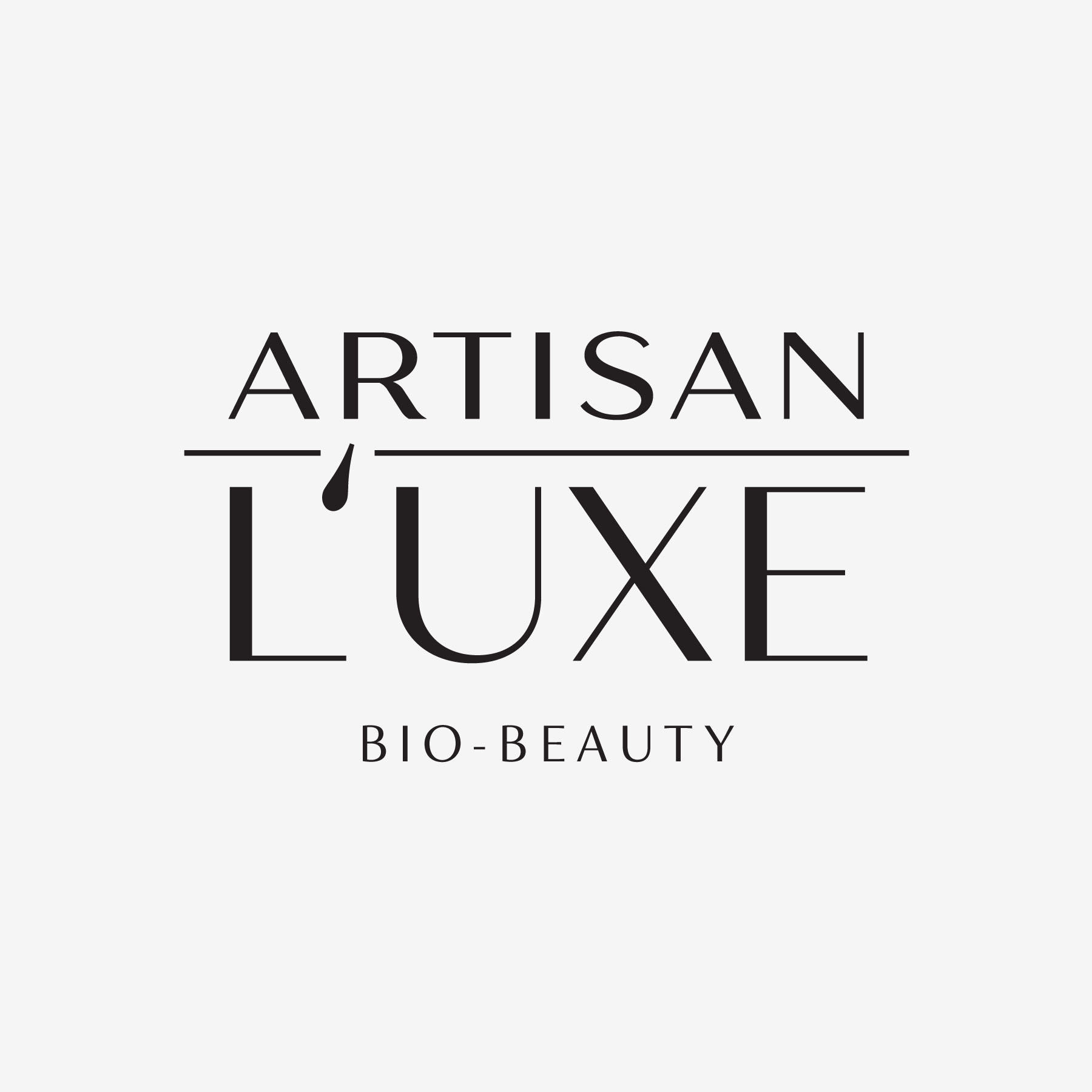 Artisan L'uxe - Bio-based Skincare line created by internationally renowned, top celebrity makeup artist, Sue Devitt. Work includes logo, packaging, website design and graphic standards for her social media.