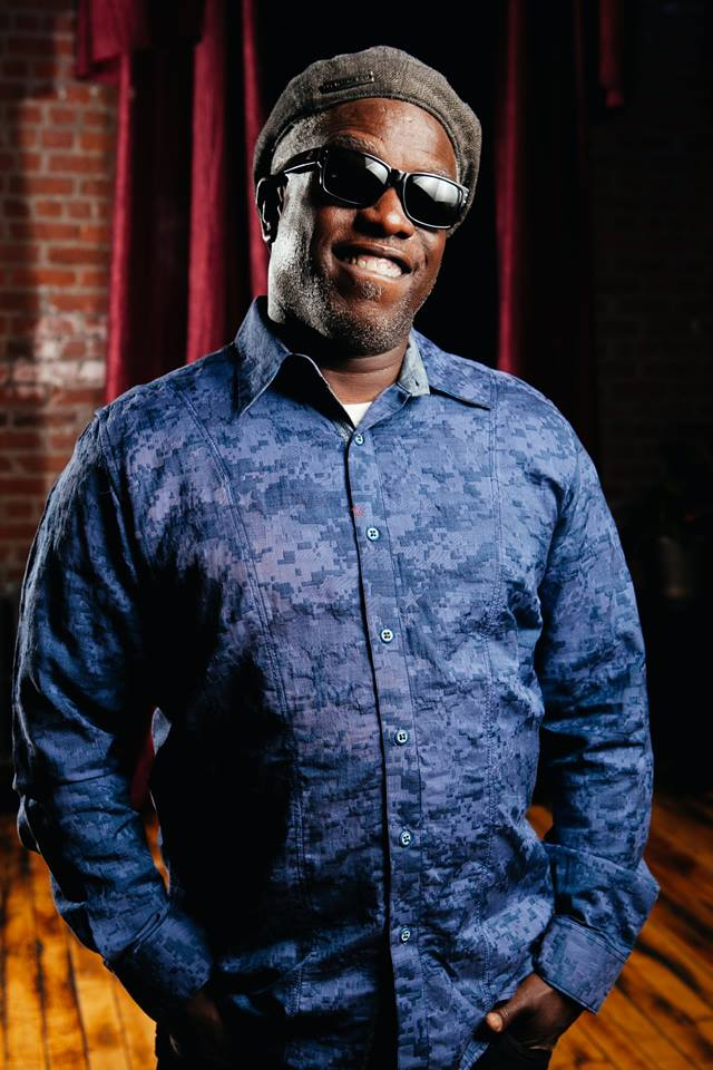 Corey Glover -Vocals  (Also of  Living Colour )
