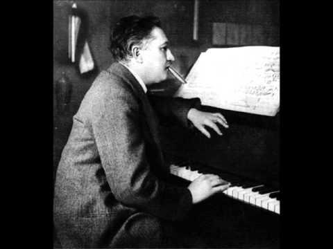 Josef Suk composing at his piano