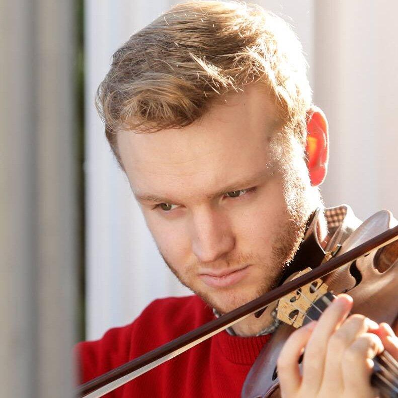 Keoni Bolding, violin/viola