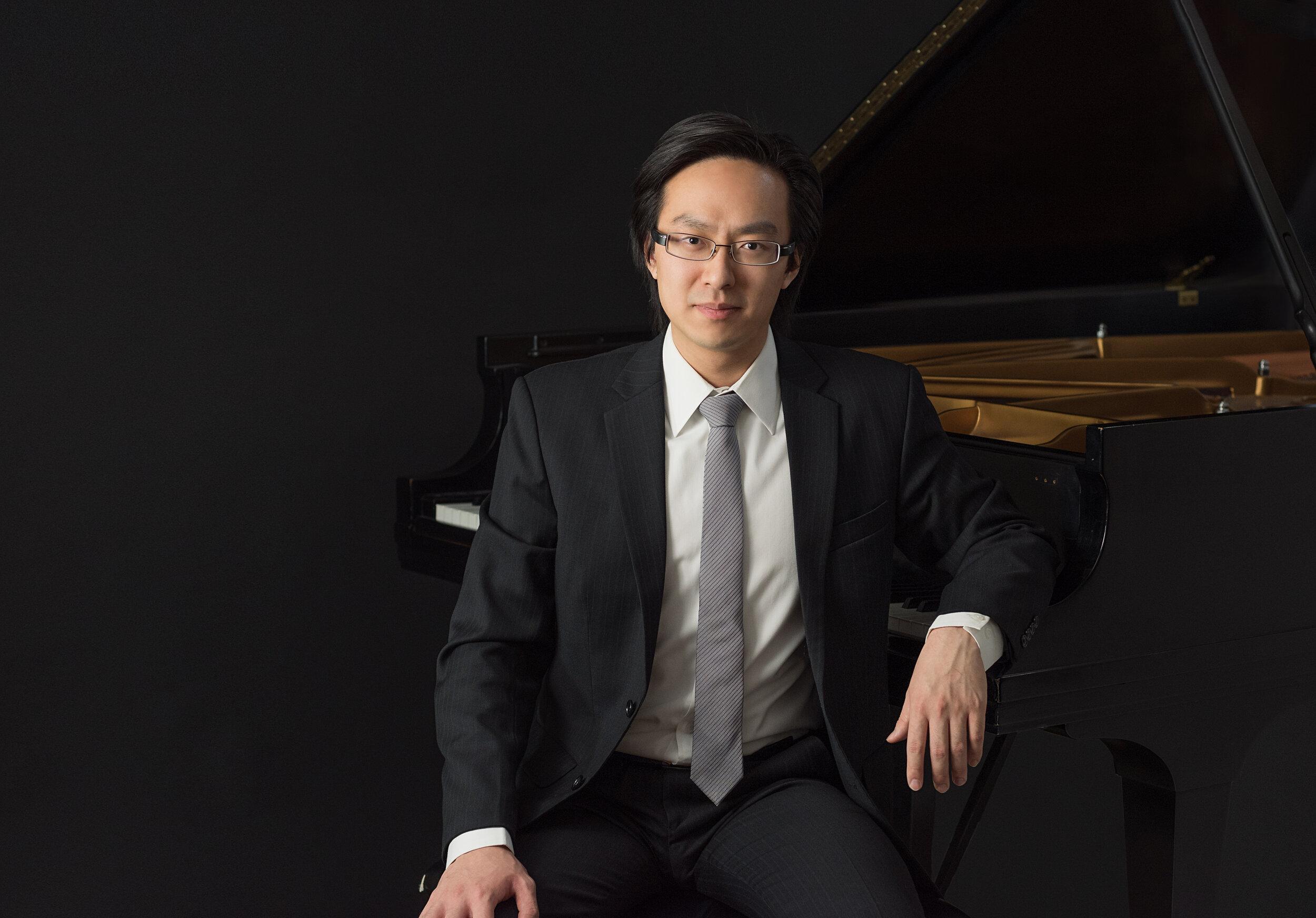 Lam Wong, piano