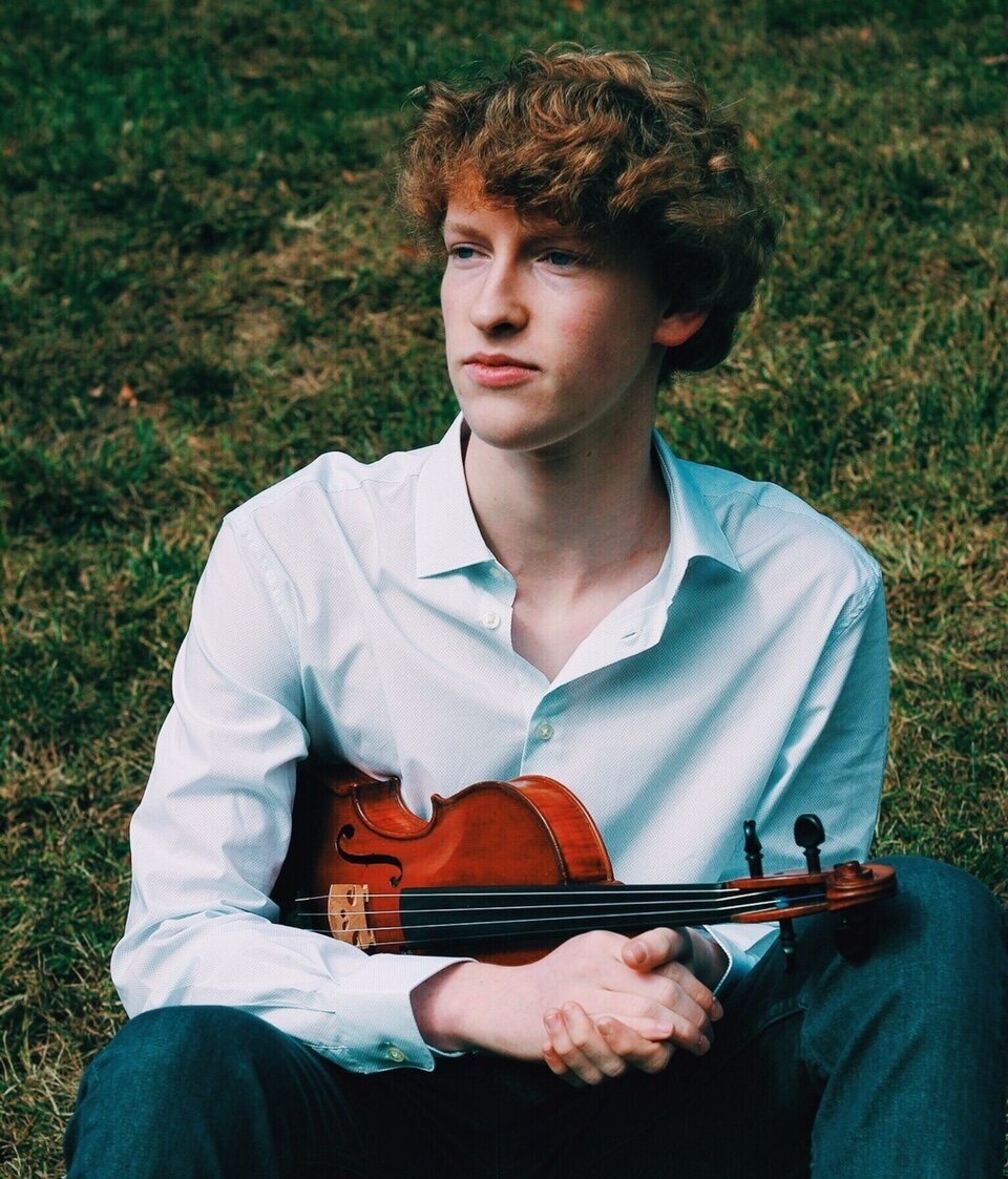 Sasha Kandybin, violin