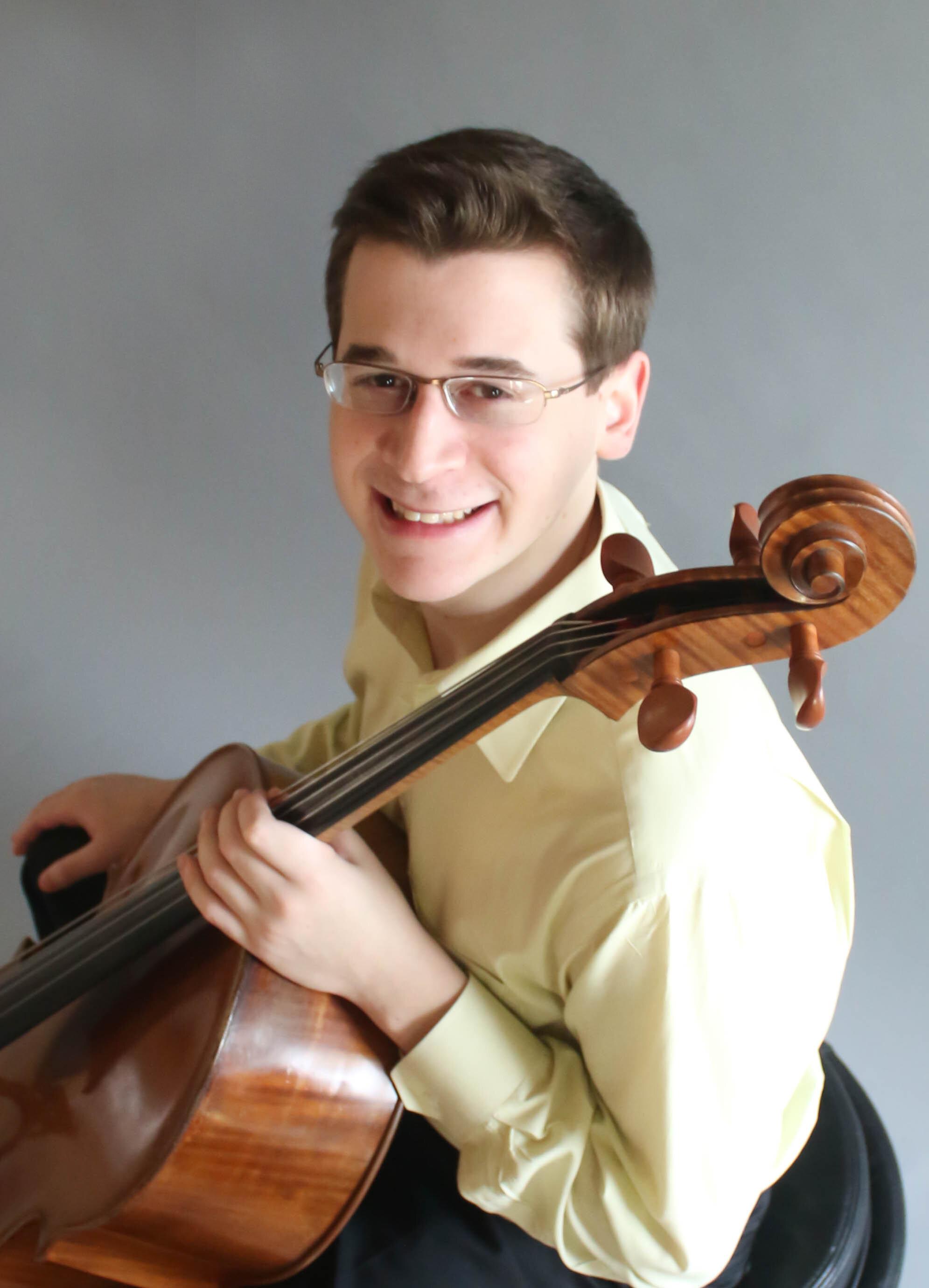 Michael Newman, cello