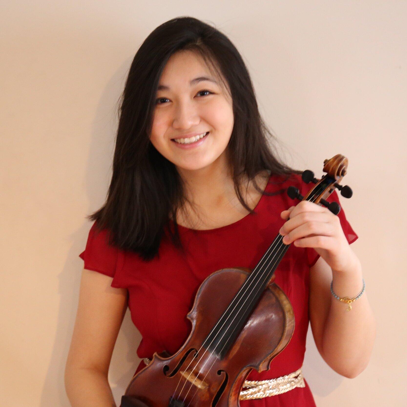 Isabella Egawa, violin